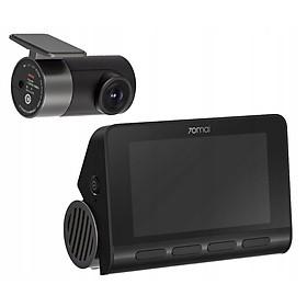 Camera hành trình 70mai Dash Cam A800 bản quốc tế bộ có cả Cam trước và sau - Hàng chính hãng