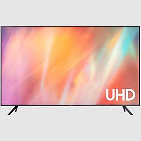 Smart Tivi Samsung 4K 50 inch UA50AU7000 Mới 2021