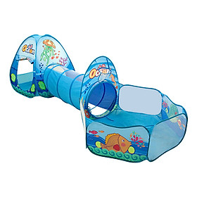 Kids Ball Pit Tents and Tunnels,Toddler Ball Ocean Pool for Boys, Girls and Toddlers-Indoor / Outdoor Playhouse