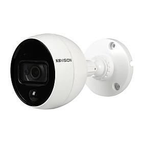 Camera HD CVI 4.0 MP Hồng Ngoại Kbvision KX-4001C.PIR - Hàng Nhập Khẩu
