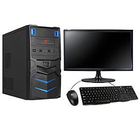 Máy tính để bàn Viettech Core i5 3470, Ram 16gb,- SSD 120GB- màn 22 inch full hd- Có kết nối wifi không dây - chuyên dùng cho văn phòng - học sinh - sinh viên - giải trí game Hàng Nhập Khẩu