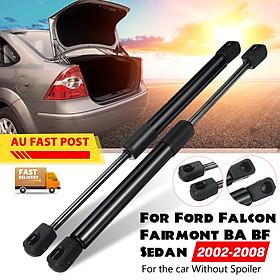 AUS Rear Tailgate Gas Struts For Ford Falcon Fairmont BA BF Sedan 02-08