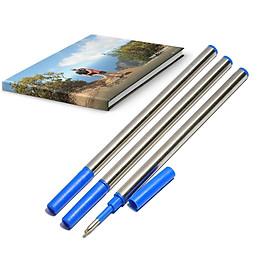 Combo 3 Ruột bút ký Bi 0.5 mm Cho bút Parker và loại tương tự loại siêu trơn mượt.