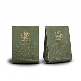 Biểu đồ lịch sử biến động giá bán Cà Phê Arabica và Robusta Rang Xay Nguyên Chất 100% Real Bean Coffee  (250g)