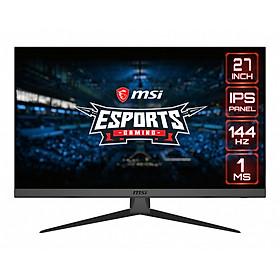Màn hình gaming MSI Optix G272 27 inch FHD IPS 144Hz 1ms Freesync - Hàng chính hãng