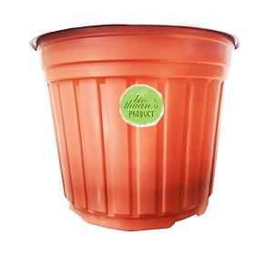 10 cái chậu nhựa mềm dẻo trồng cây - Chậu ươm mầm trồng rau sạch - trồng cây kiểng