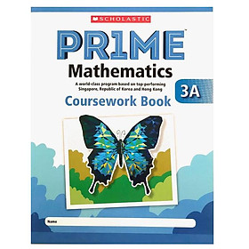 3A Scholastic Pr1Me Mathematics Coursework Book