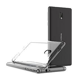 Ốp Dẻo Trong Suốt Dành Cho Nokia 3
