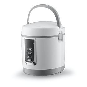 Nồi nấu đa năng có chức năng hâm sữa Fatzbaby COOK3 FB9308MH_Hàng chính hãng
