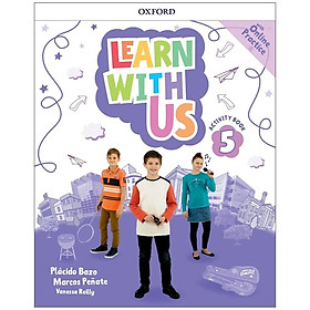 Learn With Us: Level 5: Activity Book With Online Practice