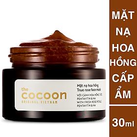 Mặt Nạ Hoa Hồng Cocoon 30ml