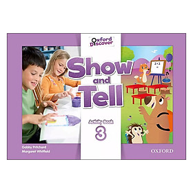 Show and Tell 3: Activity Book