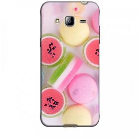 Ốp lưng dành cho điện thoại SAMSUNG GALAXY J3 2016 Kẹo Ba Màu