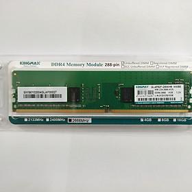 Ram PC Kingmax 4GB Bus 2666 DDR4 - Hàng Chính Hãng