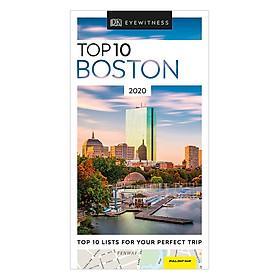 Top 10 Boston - Pocket Travel Guide (Paperback)