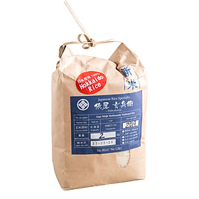 [Chỉ Giao HCM] - Gạo Trắng Nhật Hokkaido Yumepirika Tawaraya 2KG