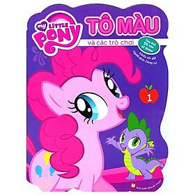 My Little Pony - Tô Màu Và Các Trò Chơi 1