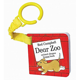 Dear Zoo - Thân gửi sở thú (A animal shapes buggy book based on Rod Campbell's classic DEAR ZOO)