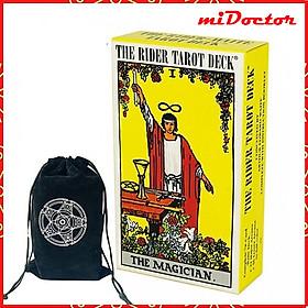 Bài Tarot - Bài Bói The Rider Tarot Deck