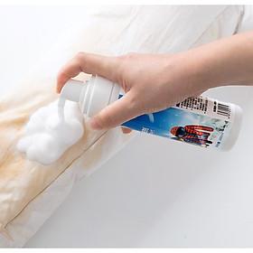 Bọt Tẩy Sạch Các Vết Bẩn Cứng Đầu Trên Quần Áo Dry Cleaning 200ml Cao Cấp