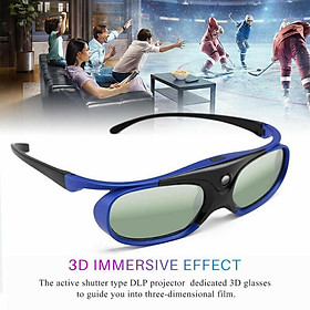 Projection Glasses ABS Material ForBenQ Acer Optoma Universal
