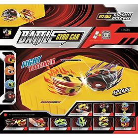 Bộ 4 Con quay kỳ diệu Yuga Toys chiến xa + đấu trường - Hàng chính hãng