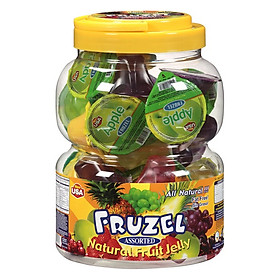 Rau Câu Trái Cây Tổng Hợp  Natural Fruit Jelly Candy (1.45kg)