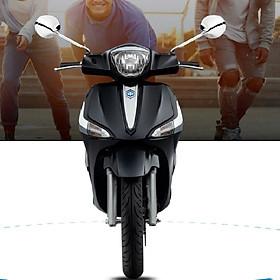Xe máy Piaggio Liberty 50 - Đen