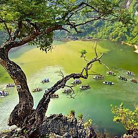Tour 5N4Đ Khởi Hành Hà Nội Đi Ninh Bình - Hạ Long Bay - Hạ Long Park - Sapa - Fansipan