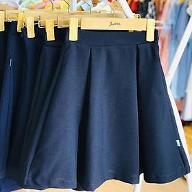 Váy quần đồng phục học sinh nữ cho bé từ 30kg đến 60kg JADINY DPG003