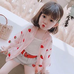 áo khoác công chúa cho bé iu