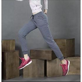 quần jogger nữ chất vải nỉ