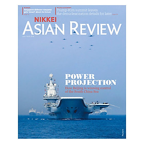 [Download Sách] Nikkei Asian Review: Power Projection - 24