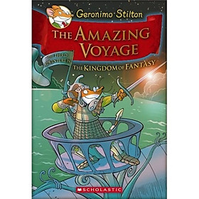Hình đại diện sản phẩm Geronimo Stilton and the Kingdom of Fantasy #3: The Amazing Voyage