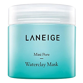 Mặt Nạ Đất Sét Dưỡng Ẩm, Se Khít Lỗ Chân Lông Laneige Mini Pore Water Clay Mask 70ml – 270283848