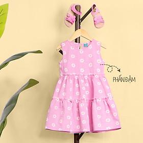Đầm Bé Gái Hoa Cúc 3 - 12 tuổi MEEJENA Váy Bé Gái Kate Xốp - 1723