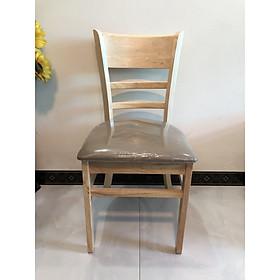 Ghế cabin , ghế ăn, ghế làm việc gỗ tự nhiên,