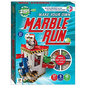 Zap! Extra Make Your Own Marble Run