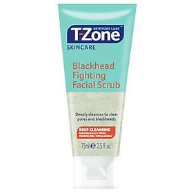Tẩy Da Chết T-Zone BLACKHEAD FIGHTING FACIAL SCRUB 75ml
