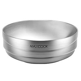Tô Thép Không Gỉ Cách Nhiệt Maxcook MCWA745
