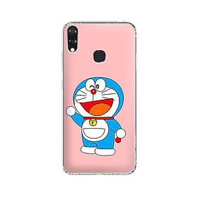 Ốp lưng dẻo cho điện thoại Vsmart Joy 1 Plus - 01193 7862 DRM06 - Doremon - Hàng Chính Hãng