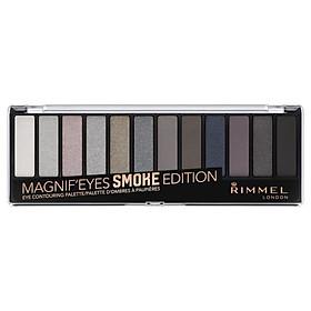 Rimmel Magnifeyes Eyeshadow Palette Smoke