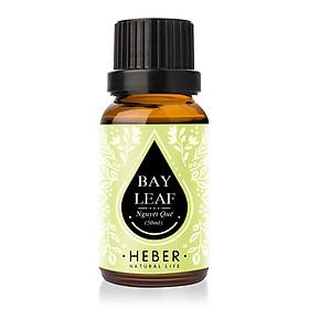 Tinh dầu Nguyệt Quế Bay Leaf Essential Oil Heber | 100% Thiên Nhiên Nguyên Chất Cao Cấp