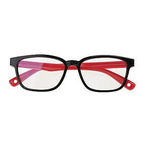Kids's Stylish Anti Blue Light Soft Silicone Frame Eye Glasses