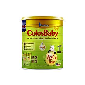 Sữa bột ColosBaby Gold 1+ 546g (Dạng Gói Tiện Lợi)