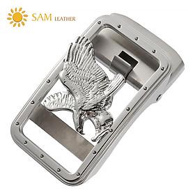 Mặt Khóa Thắt Lưng - Đầu Khóa Thắt Lưng SAM Leather SMDN029CWB