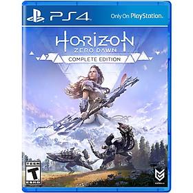Đĩa Game Ps4: Horizon Zero Dawn Complete Edition - Hàng Nhập Khẩu