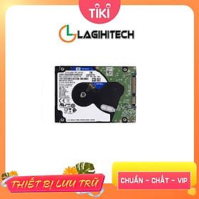Ổ cứng HDD Laptop WD Blue 2TB SATA 6GB/s 2.5 inch - Hàng Nhập Khẩu