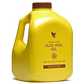 Bình nước Nha Đam (Lô Hội) Aloe Vera Gel (#015) hàng Mỹ bình 1L