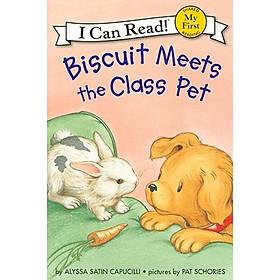 Hình đại diện sản phẩm Biscuit Meets the Class Pet (My First I Can Read)